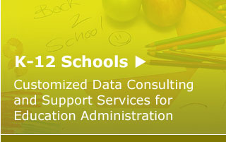 Customized Data Consulting and Support Services for Education Administration
