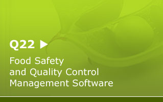 Food Safety and Quality Control Management Software